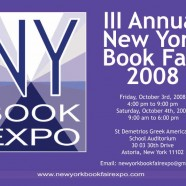 The III Annual New York Book Fair Expo (2008)